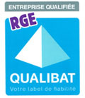Certification RGE Qualibat 2015